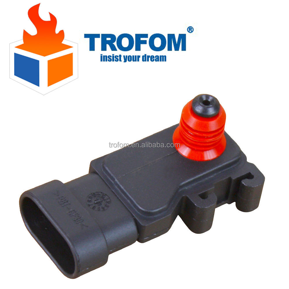 Manifold Pressure MAP Sensor For Saturn Ion L100 <strong>L200</strong> L300 LS LW Buick Rainier Rendezvous Terraza Honda Passport FIAT CROMA