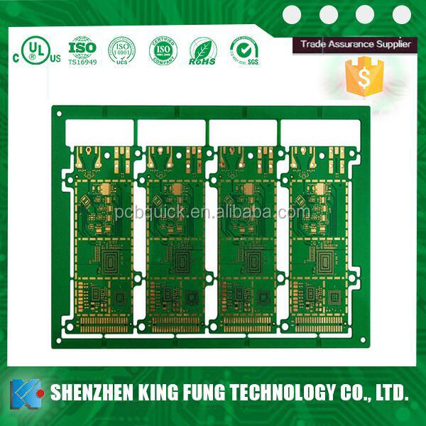 4 layer fr4 94v0 lcd motherboard, Printed Circuit Boards with cable Assembly PCB,pcb supplier