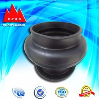 rubber bellows dust cover of China manufacturer on Alibaba