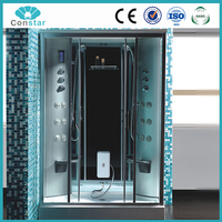 [Constar]Hot Tub complete enclosed steam shower room