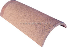 Clay material Cheap Portuguese clay roof tile
