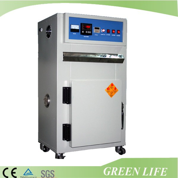 Laboratory and industrial high temperature induction drying oven