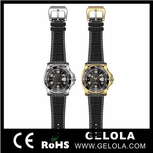 Best quality promotional giant mechanical man watch ,2014 alloy watches ,fancy alloy watch