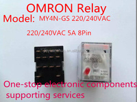 OMRON Relay MY4N-GS 220/240VAC 5A 14Pin Power Relay Intermediate relay