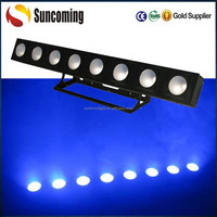 Professional High Power Bar Light 8 X 40W LED Stage Ceiling Wash Lights