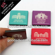 Promotional New styles souvenir resin fridge magnets / personality Fridge Magnets