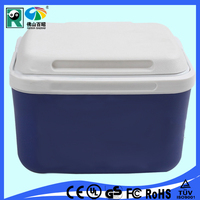 High quality roto molded mobile outdoor beer plastic cooler and warm box