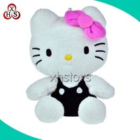 Wholesale best made voice recording speaking plush hello kitty toy