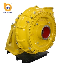 heavy duty wear resistant marine sea water cooling centrifugal pump
