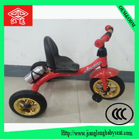cheap baby metal tricycle/three wheel bike for children/children trike