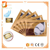Best Moisturizing and Whitening Collagen Crystal Gold Eye Mask Eye Gel Patch