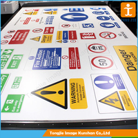 Factory price outdoor sign foam board