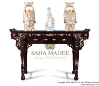 Gods table (Pray Table), Rosewood with mother of pearl inlaid