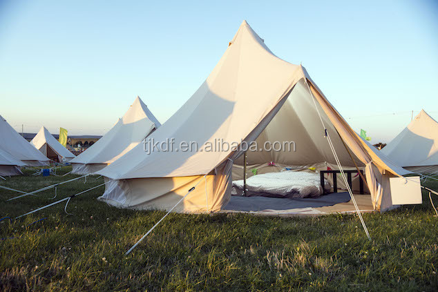 Sibley UK cotton 5m canvas bell tent