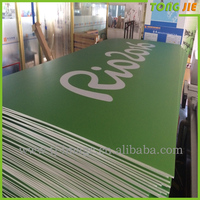 wholesale hot sale high grade different durable types of advertising board