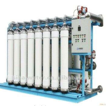 Ultra Filtration System Water Treatment Plant For