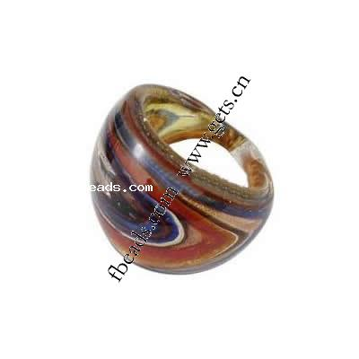 Lampwork Other Shape Eyebrow Ring Sizes 307439
