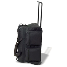 Huge Capacity Travel Luggage Bags On Wheels Trolley Bag with handle