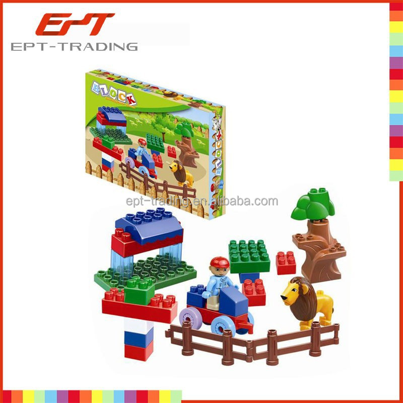 Hot enlighten brick toys