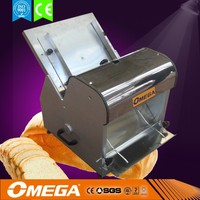 commercial bread slicer machine square/toast bread cutting machiney Manual bench type Table Top Bread Slicer