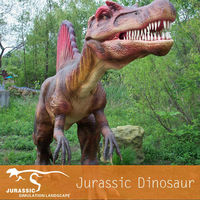 Dinosaur Used Commercial Playground Equipment Sale
