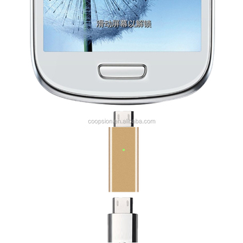 magnetic cable adapter for android