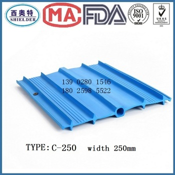 EXTERNAL EXPANSION JOINT PVC WATERSTOPS FOR SWIMMING POOL