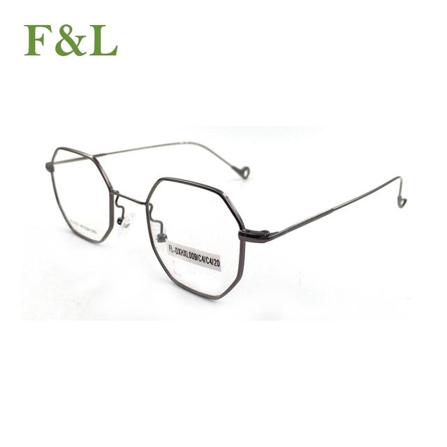 2017 custom made eyeglasses_Yuanwenjun.com