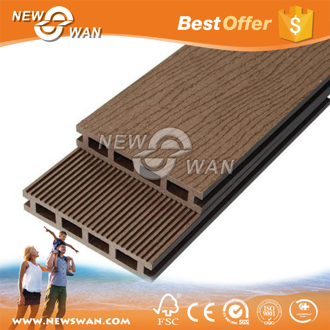 WPC / WPC Decking / WPC Flooring for Outdoor Usage