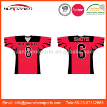 YuanZhen-Manufacture Eco luxuriant in design authentic american football jersey
