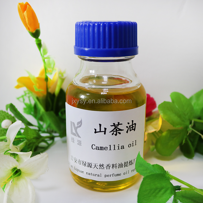 Leaching Wild Tea Seed Oil Camellia Oleifera Seed Oil With Cosmetic Grade