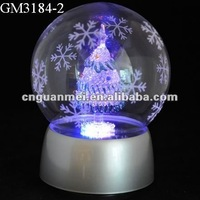 2012 Christmas Ball Gifts With LED