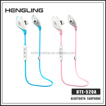 high quality selling well sound bluetooth wireless headset specially exporting Earphone