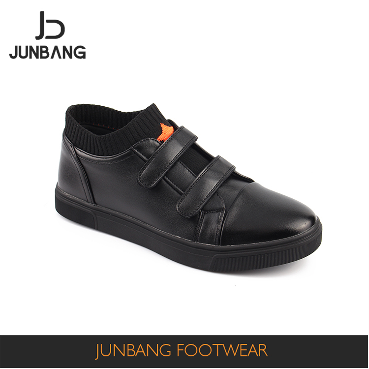 Factory Sale Superior quality black soft Man Casual Shoe from manufacturer