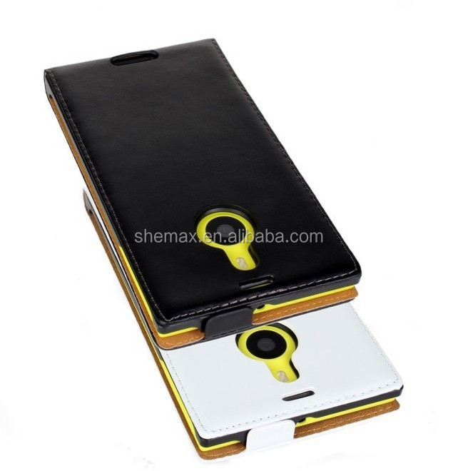 Mobile Phone Case for Nokia Lumia 1520, PU Leather Cover for Nokia Lumia 1520 Case