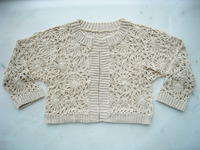 Women's Hand Crochet Blouse Lastest Fashion Design