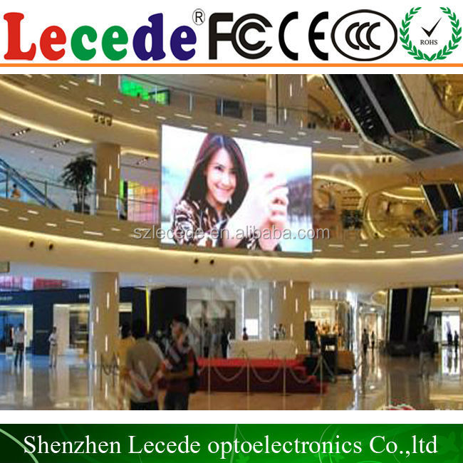 LECEDE Outdoor P10 Led Display /p10 outdoor LED video wall/p10 led module outdoor