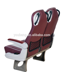 TNA high quality pvc/fabric used grammer truck driver seats for factory use