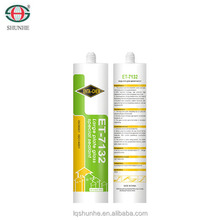 ET-7132 good bonding and sealing water seal silicone acid sealant for water tank