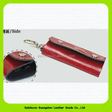 15041 Up- to-date style leather car key holder
