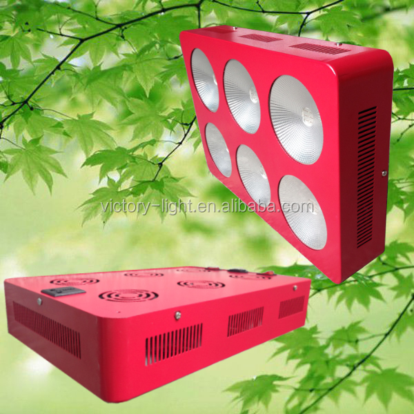 victory lighting dropship COB 450w led hydroponic grow light panel US CA UK