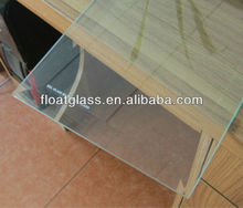 2--19mm clear float glass / cutting float glass / tempered glass