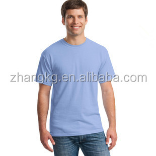 Custom man blank cotton tshirt,hot sale in China,short sleeve t-shirt/logo can be custom