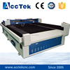 Acctek co2 textile laser cutting machine/laser cut co2 machine 6090/1390/1610/1325/1530