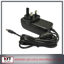 18W AC Adapter, 12V DC Power Adapter Charger, 12V 1.5A DC Power Supply