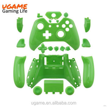 High quality for xbox one replacement shell housing matte green kit