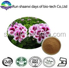 Natural Water Soluble Geranium Extract Powder 4:1