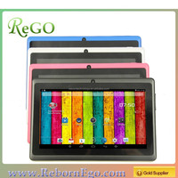 7 inch android tablet pc 4.2 A23 dual core