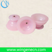 Best selling medical therapy anti cellulite silicone cupping set