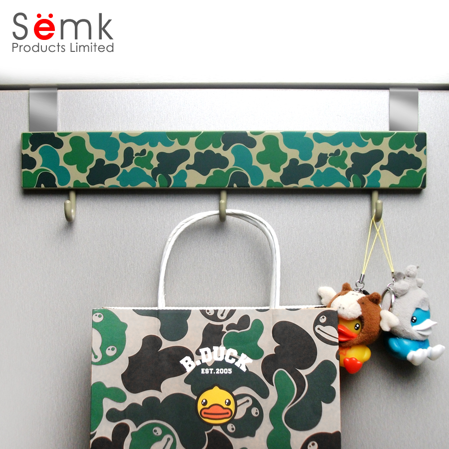 Multi functional decorative coat hooks funny custom door hangers